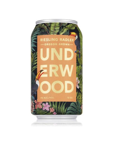 Underwood Cellars Riesling Radler - 12oz Can