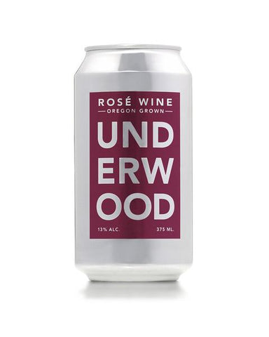 Underwood Cellars Rose - 12oz Can