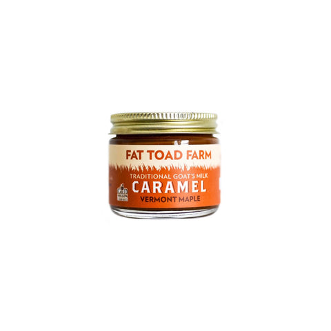 Fat Toad Farm Vermont Maple Caramel - The Petite Jar (2oz)