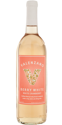 Valenzano White Cranberry