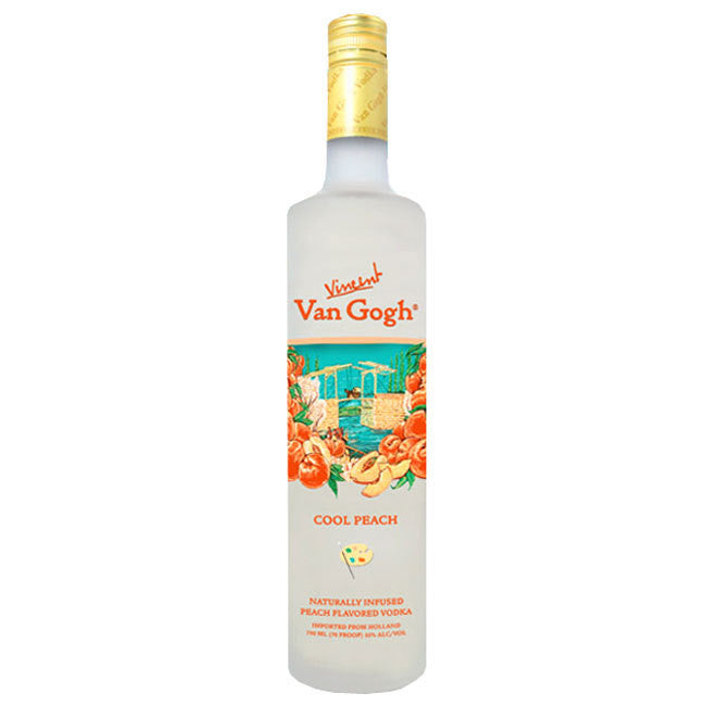 Van Gogh Peach Vodka
