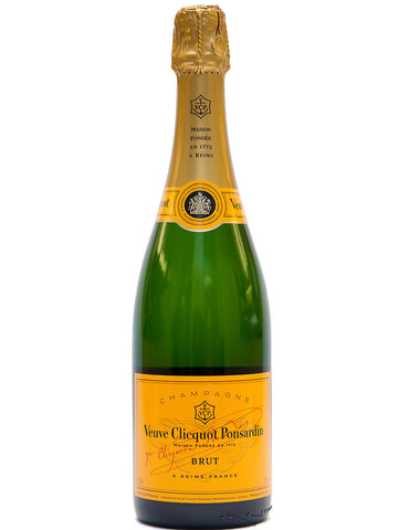 Veuve Clicquot Brut Yellow