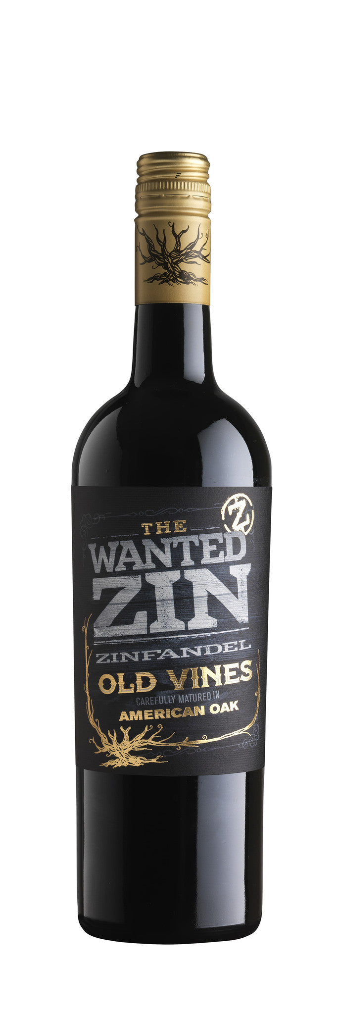 The Wanted Zin Primitivo