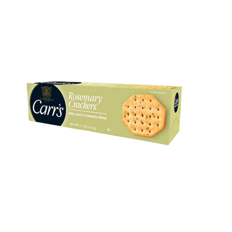 Carr's Rosemary Crackers