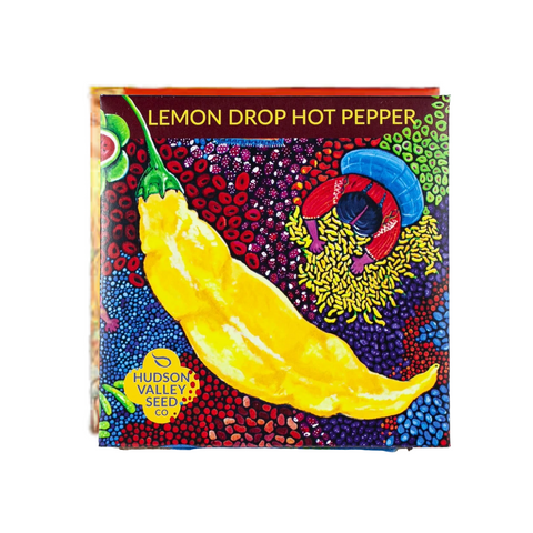 Hudson Valley Seed Co Lemon Drop Pepper