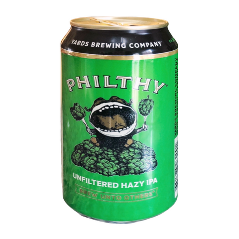 Philthy Yards Brewing Co. New England IPA - 6PK Cans
