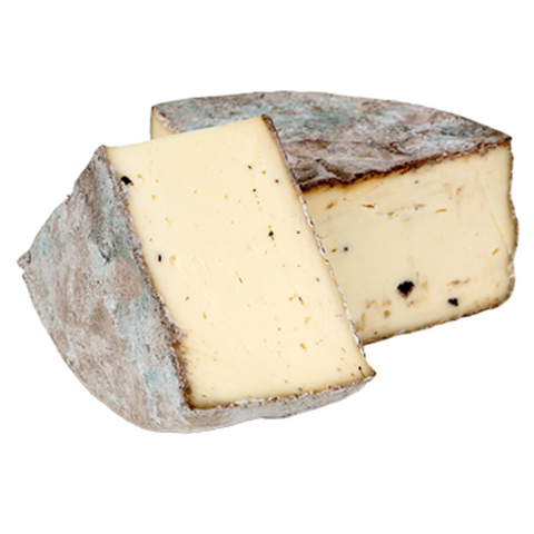 Sottocenere al Tartufo (with truffles) Cheese