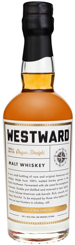 Westward Single Barrel Malt Whiskey