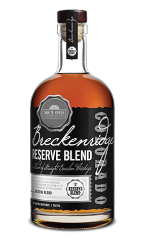 Breckenridge Bourbon Whiskey - White Horse Reserve Blend