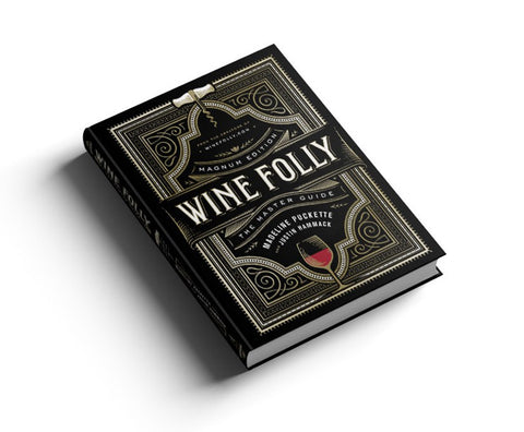 Wine Folly: Magnum Edition Wine Guide Book