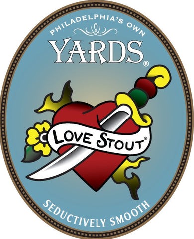 Yards Love Stout 6Pk