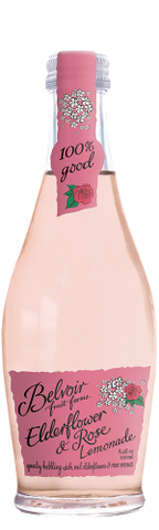 Belvoir Elderflower & Rose Lemonade 8oz