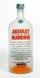 Absolut Vodka Mandrin 80