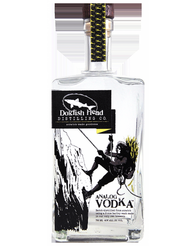Dogfish Head Analog Vodka