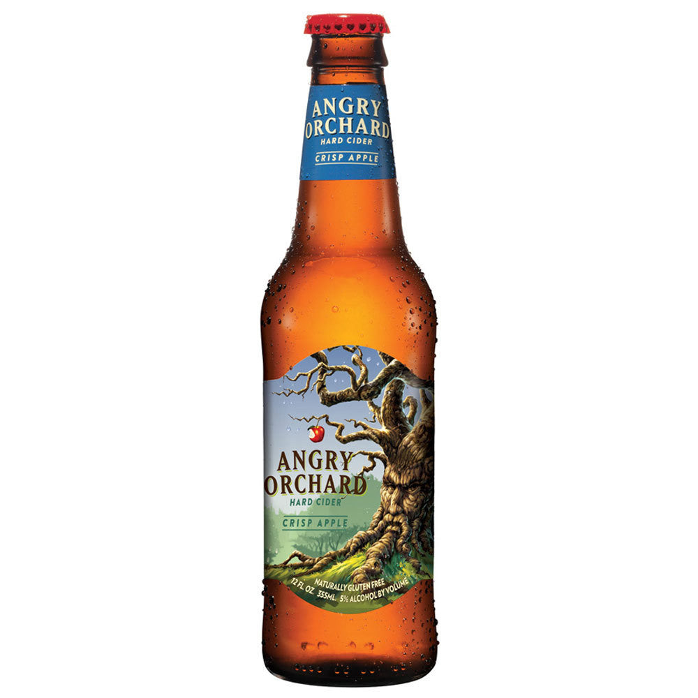 Angry Orchard Crisp Apple 12Pk