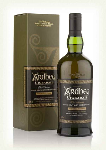 Ardbeg Ugedail Scotch Whiskey
