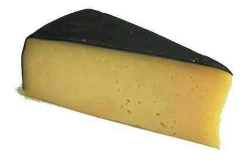 Aged Asiago Black Wax