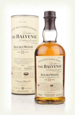 Balvenie Doublewood 12 Yr Single Malt