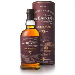 Balvenie 17Yr Double Wood Single Malt Scotch