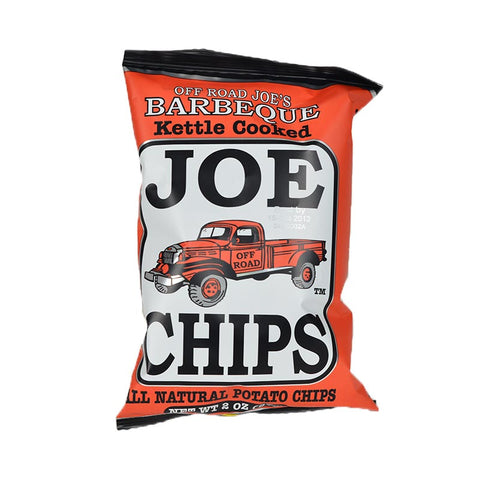 Joe Chips BBQ 5 Oz