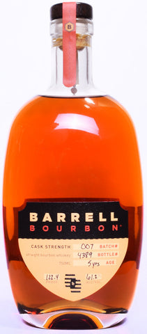 Barrel Craft Bourbon Whiskey #7