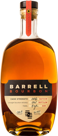 Barrel Craft Bourbon Whiskey #8B