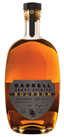 Barrel Craft 15yr Bourbon Whiskey