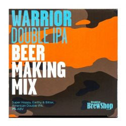 Brooklyn Brew Shop Mix Warrior Double Ipa