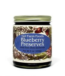 Tait Farm Blueberry Preserves