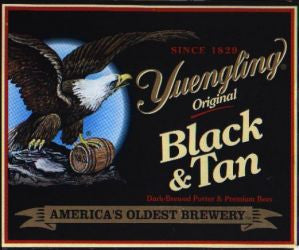 Yuengling Black & Tan 12Pk Can