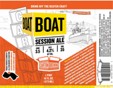 Carton Brewing Boat Session Ale - 4pk Cans