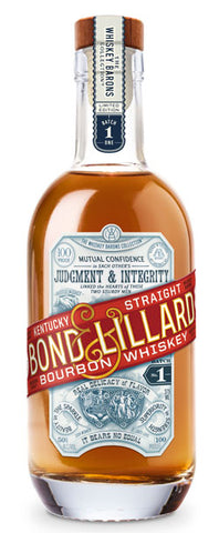 Bond and Lillard Bourbon Whiskey