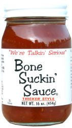 Bone Suckin BBQ Thicker Sauce