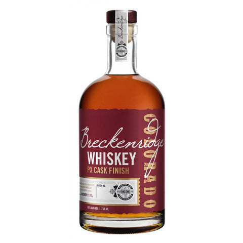 Breckenridge Bourbon Whiskey Sherry Finish