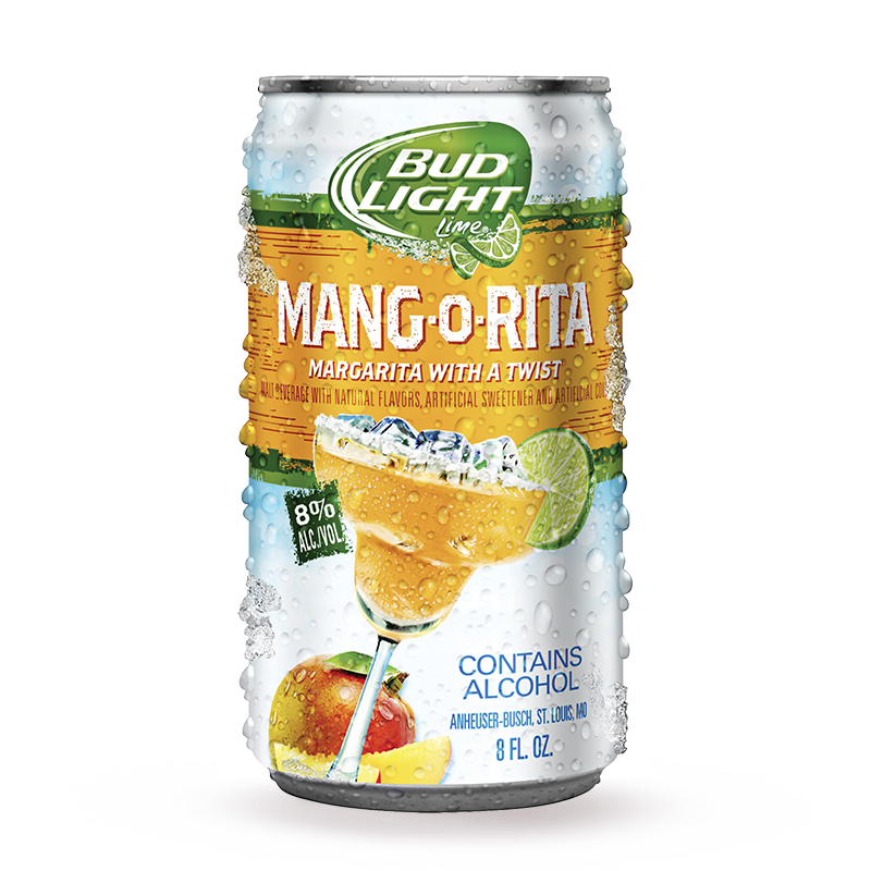 Bud 16 Oz 4Pk Can Mango Rita