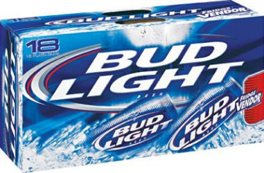 Bud Light 18Pk Can