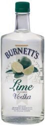 Burnetts Vodka Lime