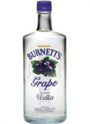 Burnetts Vodka Grape