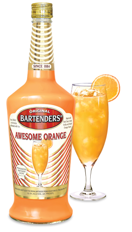 Bartenders Awesome Orange Cream