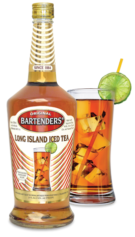 Bartenders Long Island Tea
