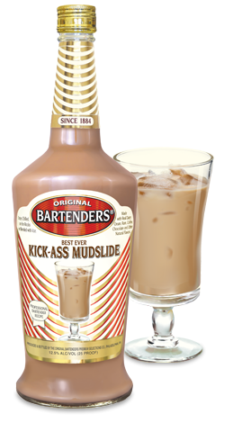 Bartenders Best Ever Kick-Ass Mudslide