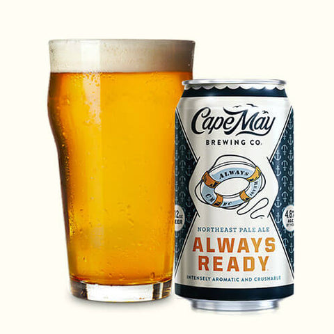 Cape May Brewing Always Ready 6pk Can