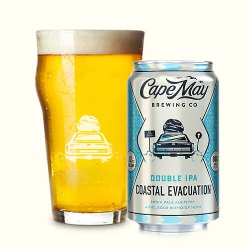 Cape May Brewing Coastal Evacuation 6pk Can