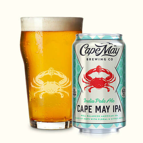 Cape May Brewing IPA 6pk Can