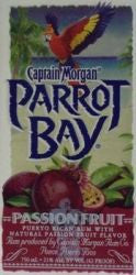 Captain Morgan Rum Parrot Bay Passion
