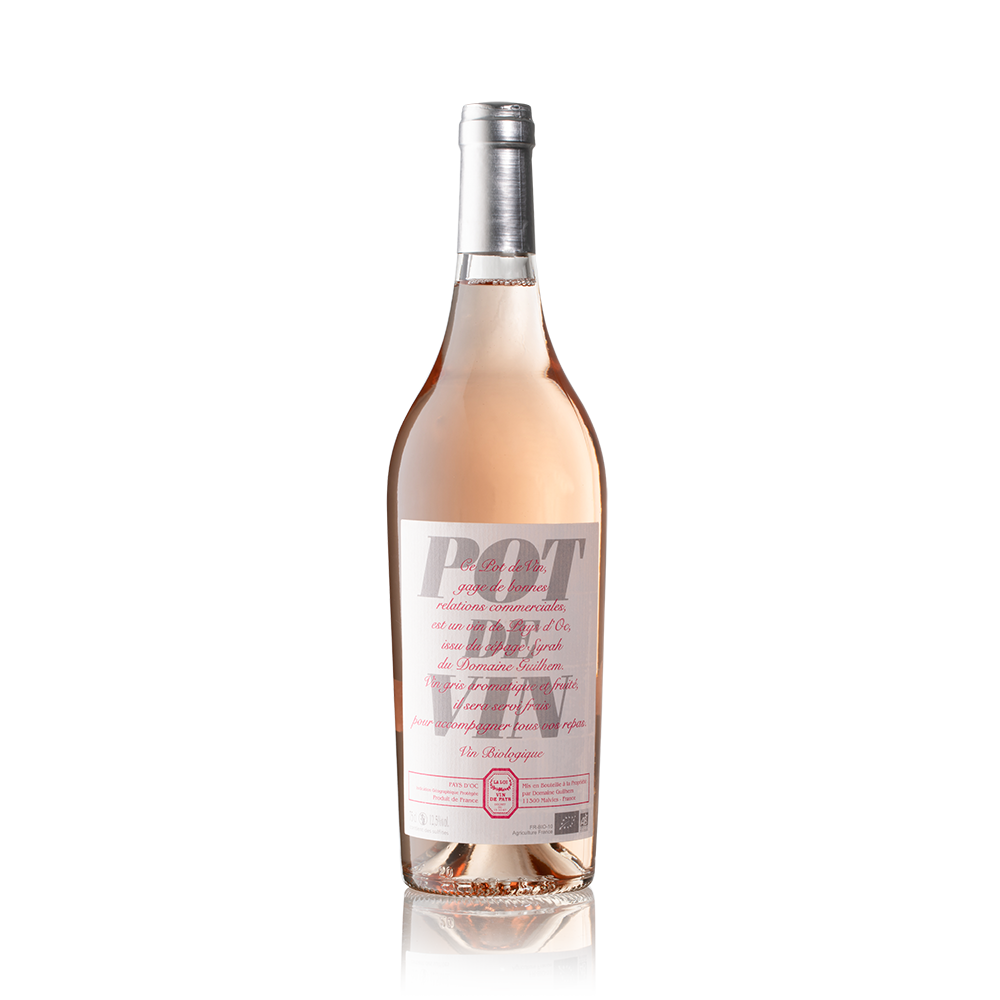 Chateau Guilhem Pot de Vin Rose