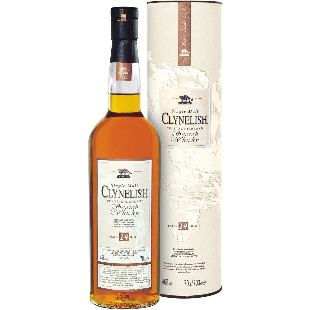 Clynelish 14yr Single Malt Scotch Whiskey