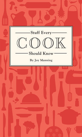Stuff Every Cook Should Know Book