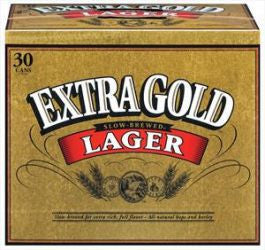 Coors Extra Gold 30pk Can