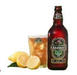 Crabbies Ginger Beer 4Pk